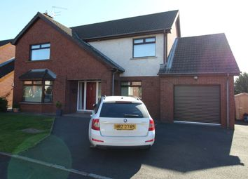 Thumbnail 5 bed detached house for sale in Greenwood Park, Carrickfergus