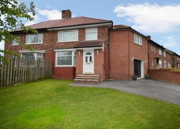 Thumbnail 4 bed semi-detached house for sale in Tunwell Drive, Parson Cross, Sheffield