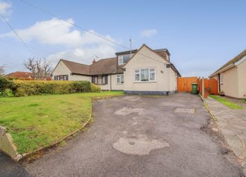 3 bed semi-detached house for sale in Swan Lane, Wickford, Wickford, Essex SS11