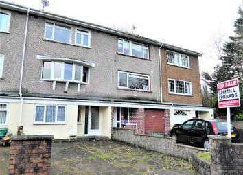 Thumbnail 4 bed town house for sale in Lower Llansantffraid, Sarn, Bridgend.