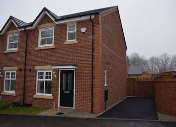 Thumbnail 3 bed semi-detached house to rent in For Rent, Red Cedar Close, Manchester