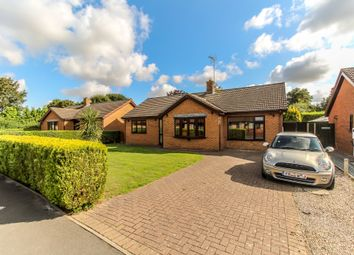 Thumbnail 3 bed detached bungalow for sale in Rembrandt Way, Spalding