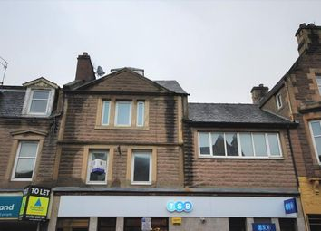 Thumbnail 4 bedroom flat to rent in Scrimgeour's Corner, West High Street, Crieff