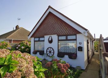 Thumbnail 2 bed bungalow for sale in Second Avenue, Caister-On-Sea, Great Yarmouth