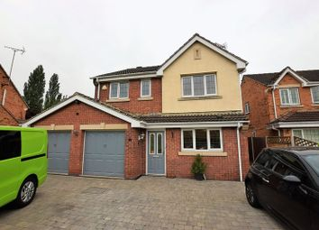 Thumbnail 4 bed detached house for sale in Marine Drive, Chesterfield