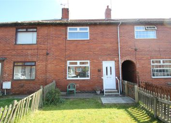 Thumbnail 3 bed detached house for sale in Smeaton Road, Upton, Pontefract