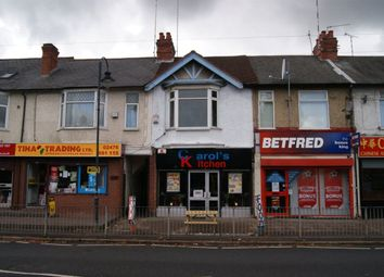 Thumbnail 1 bed flat to rent in Radford Road, Radford, Coventry
