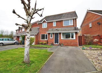 Thumbnail 4 bed detached house for sale in Moss Mead, Chippenham