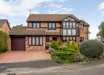 Thumbnail 4 bed detached house for sale in Sears Close, Clifton, Shefford