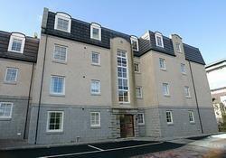 Thumbnail 1 bed flat to rent in Fonthill Avenue, Ferryhill, Aberdeen