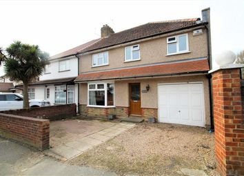 Thumbnail 4 bed semi-detached house for sale in Costons Lane, Greenford
