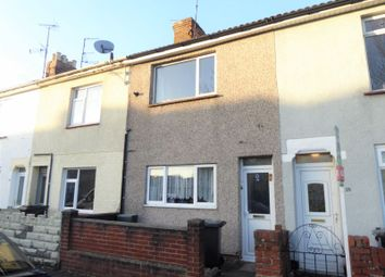Thumbnail 2 bed terraced house for sale in Edinburgh Street, Swindon