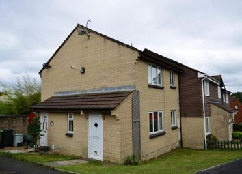 Thumbnail 2 bed end terrace house to rent in Ash Road, Kingsteignton, Newton Abbot, Devon