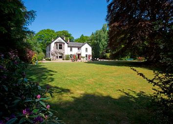 Thumbnail 6 bed country house for sale in Heathpark House, Coupar Angus Road, Rosemount, Blairgowrie