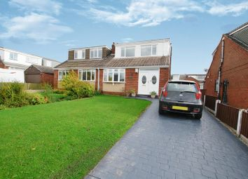 Thumbnail 3 bed semi-detached bungalow for sale in Beedon Avenue, Little Lever, Bolton