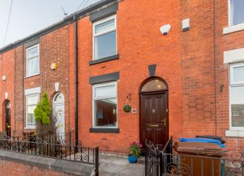 Thumbnail 3 bed terraced house for sale in Barlow Lane North, Reddish, Stockport