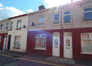Thumbnail 2 bed terraced house for sale in Arail Street, Six Bells, Abertyleri