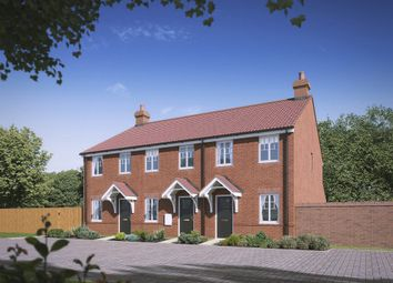 "Thumbnail 2 bed terraced house for sale in ""Grazely"" at Brookers Hill, Shinfield, Reading"