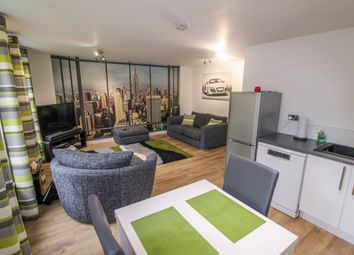 Thumbnail 2 bed flat for sale in Chelwood Court, Balby, Doncaster