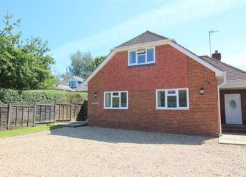 Thumbnail 5 bedroom detached house to rent in Winchester Road, Ropley, Alresford