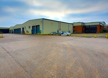 Thumbnail Industrial to let in Whittlesey Road, March