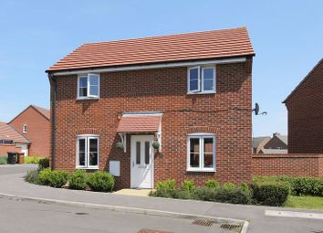 Thumbnail 3 bed detached house for sale in 19 Boreway Close, Andover