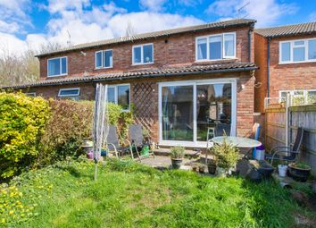 Thumbnail 4 bed semi-detached house for sale in Britannia Crescent, Stoke Gifford, Bristol