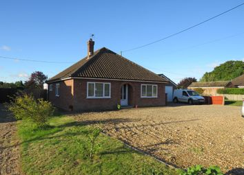 Thumbnail 3 bed detached bungalow for sale in High Road, Roydon, Diss