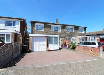 Thumbnail 4 bed property for sale in Allard Close, Orpington