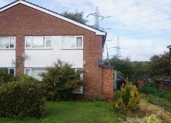 Thumbnail 2 bedroom maisonette for sale in Hillcrest Road, Great Barr, Birmingham.