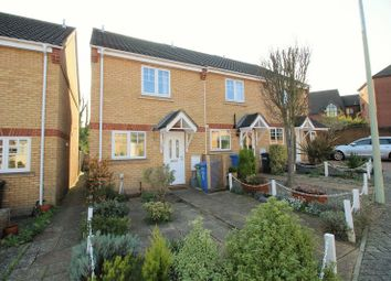 Thumbnail 2 bed terraced house to rent in Tamarind Mews, Eaton, Norwich