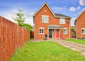 Thumbnail 2 bed terraced house for sale in The Timbers, St Georges