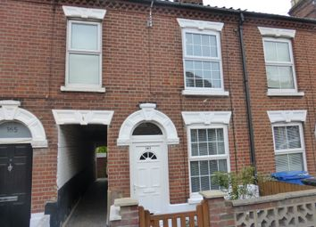Thumbnail 2 bedroom terraced house for sale in Sprowston Road, Norwich