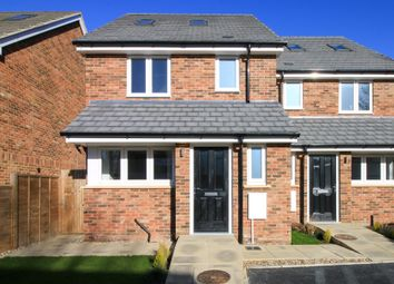Thumbnail 4 bedroom semi-detached house for sale in Nork Gardens, Banstead