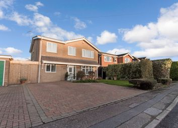 Thumbnail 5 bed detached house for sale in The Ramper, Spalding