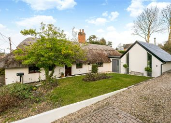 Thumbnail 3 bed detached bungalow for sale in The Holloway, Harwell, Didcot