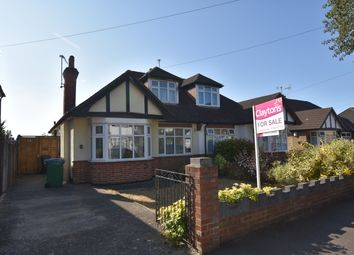 Thumbnail 3 bed semi-detached bungalow for sale in Woodhurst Avenue, Watford