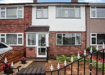Thumbnail 3 bed terraced house for sale in Chesholme Road, Coventry