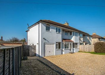 Thumbnail 5 bed semi-detached house for sale in North Lane, East Preston, West Sussex