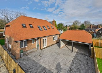 Thumbnail 3 bed detached house for sale in The Street, Hothfield, Ashford