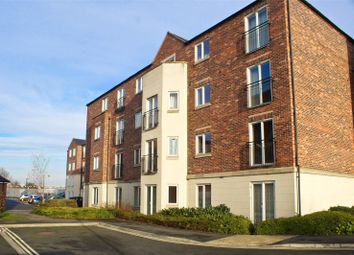 Thumbnail 1 bed flat for sale in Heron House, Brinkworth Terrace, York