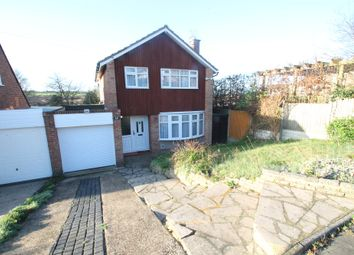 Thumbnail 3 bed detached house for sale in Biddenden Way, Istead Rise, Kent