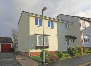 Thumbnail 3 bed end terrace house for sale in Sandygate Mill, Kingsteignton, Newton Abbot