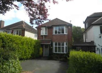 Thumbnail 3 bed detached house to rent in Maxstoke Road, Sutton Coldfield