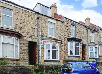 Thumbnail 4 bedroom terraced house for sale in Ramsey Rd, Crookes, Sheffield