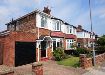 Thumbnail 3 bedroom semi-detached house for sale in Adelaide Grove, Stockton-On-Tees