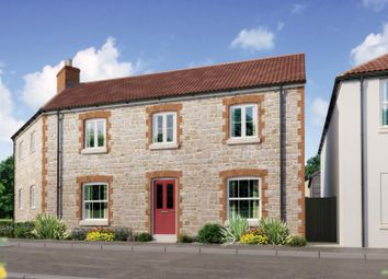 Thumbnail 3 bed end terrace house for sale in Coward Road, Mere, Warminster