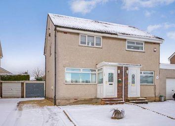 Thumbnail 2 bedroom semi-detached house for sale in Branchalfield Drive, Wishaw, North Lanarkshire, United Kingdom