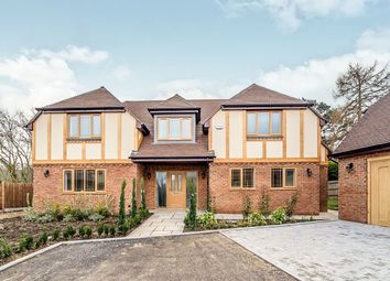 Thumbnail 4 bed detached house for sale in Leeds Road, Langley, Maidstone