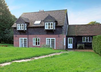 Thumbnail 4 bed cottage to rent in Highclere, Newbury